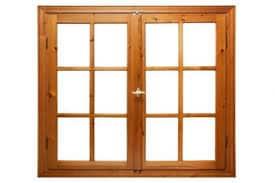 ventana de madera para insonorizar