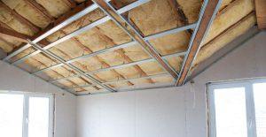Cómo insonorizar un techo de una habitación de forma profesional