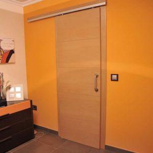 Cómo insonorizar una puerta corredera paso a paso