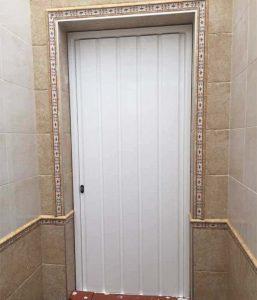 Cómo insonorizar una puerta de aluminio